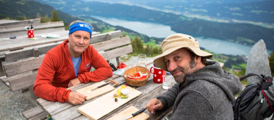 freizeit: Schmidt Max wandert von den Alpen zum Meer – Teil 2/2