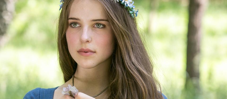 Die Salzprinzessin - Prinzessin Amelie (Leonie Brill) (Quelle: Kai Schulz)