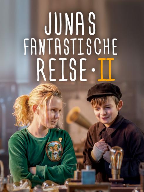 Junas phantastische Reise: Es werde Licht! (2/2)