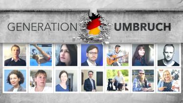Generation Umbruch - 14 Geschichten