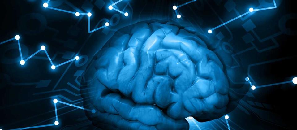 Mensch oder Maschine. Künstliche Intelligenz - Symbolbild | Bild: picture-alliance/dpa