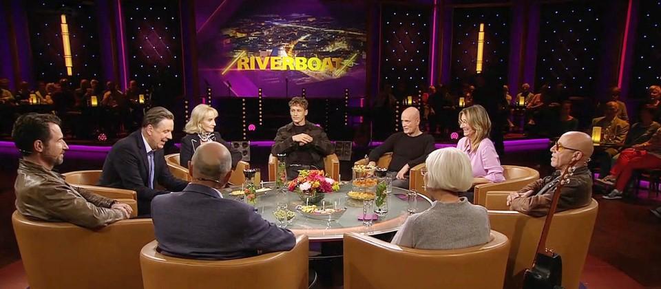 Riverboat vom 19. Oktober 2019