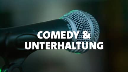 Rubrik Comedy und Unterhaltung im SWR
