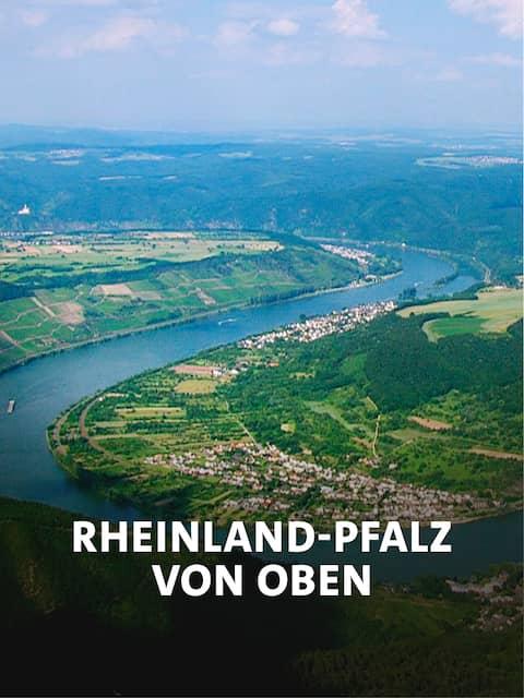 Rheinschleife bei Boppard.