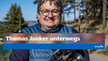 Thomas Junker unterwegs
