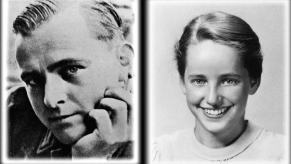 Willi Graf und seine Schwester Anneliese Knoop-Graf