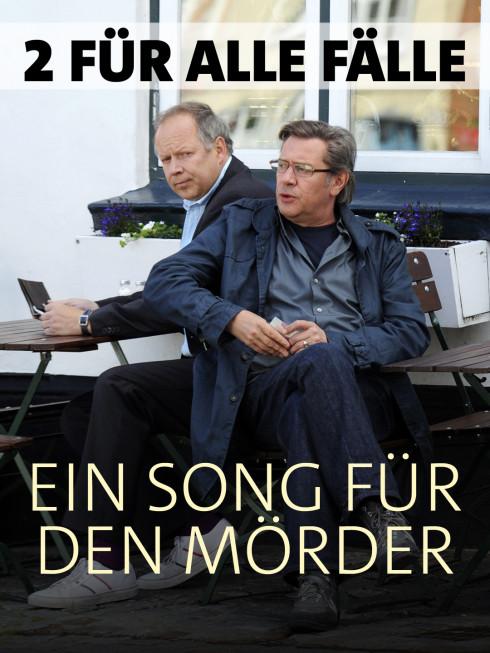 Ein ungleiches Duo: Der leichtlebige Hannes (Axel Milberg, li.) und sein Halbbruder, der Ex-Kommissar Piet Becker (Jan Fedder).