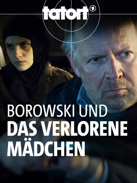 Tatort: Borowski und das verlorene Mädchen  (Poster)