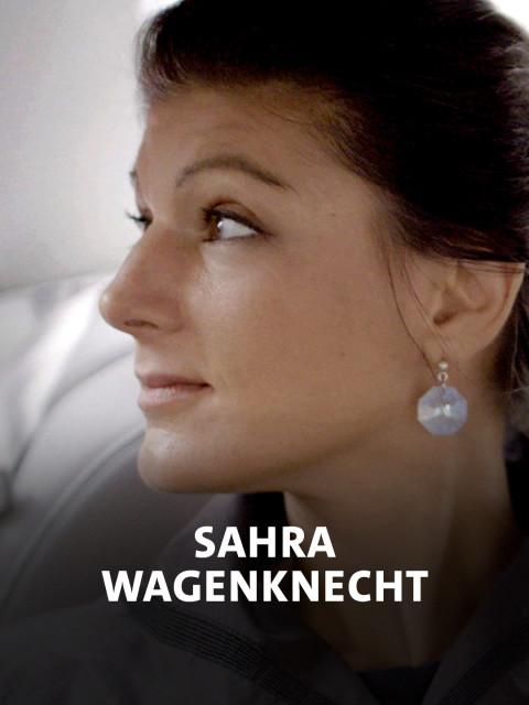 Porträt Sahra Wagenknecht