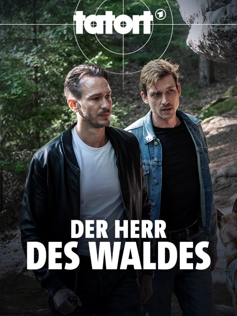 Hauptkommissare Leo Hölzer (Vladimir Burlakov) und Adam Schürk (Daniel Sträßer)