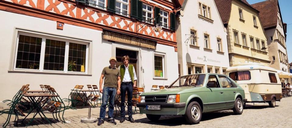 Unterwegs mit dem Schmidt Max in Bayerns Biergärten