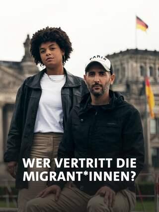 Weißer Bundestag · Wer vertritt die Migrant*innen | Reportage mit Michel Abdollahi