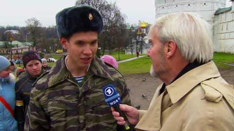 Gerd Ruge unterwegs: 100 km um Moskau