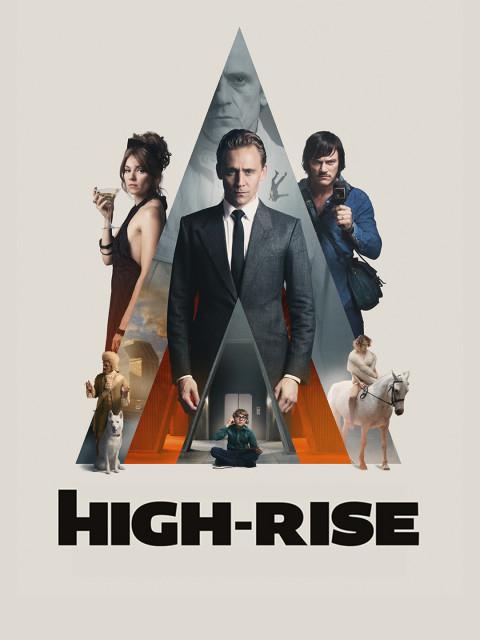 Nach seiner Scheidung zieht Robert Laing (Tom Hiddleston) in das moderne Hochhaus.