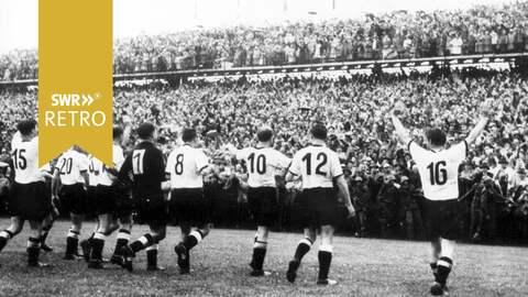 SWR Retro Jubel Fußball-WM 1954