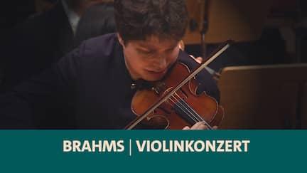 Augustin Hadelich spielt Violine