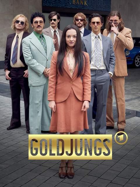 """Marie Breuer (Michelle Barthel) ist dicht dran an den """"Goldjungs"""" und droht doch selbst zum Opfer deren Machenschaften zu werden."""